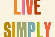 {simplify} / Making life as simple as...