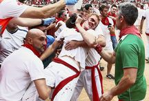 Running of the bulls 2017: The most shocking photographs from the festival / Pamplona hosts its infamous running of the bulls, part of the annual San Fermin festival once again