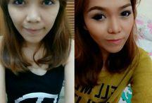 Make Up by Jenisha Giofane A