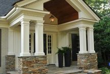 Entry Ways and Porticos