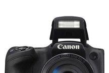 Canon, fényképezés