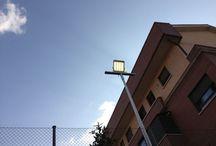 Iluminación led en pistas de pádel / Estudios personalizados para instalación de proyectores de led en pistas de pádel: cristal, muro, indoor y outdoor. Estudios de ahorro energético gratuitos. http://www.luzledproyectos.com/iluminacion-led-en-pista-de-muro-de-padel/