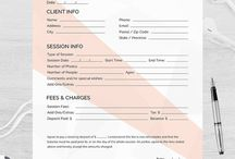 Booking form for photographers