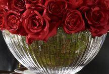 Bouquet della sposa e fiori / fiori e composizioni