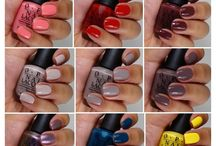 opi colours 2014