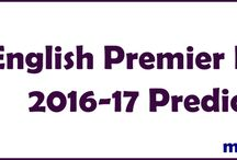 English Premier League 2016-17