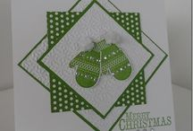 Christmas cards / by Christine Tuff