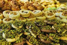 Turkish cookies and pastry
