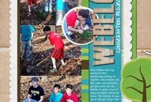 boy scouts webelos / by Annette Squires