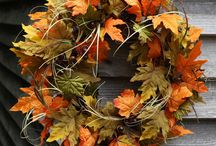 New Autumn Wreath Collection / We have a wide selection of beautiful, unique, quality indoor and outdoor fall wreaths. We have traveled the globe looking for the best quality hand crafted wreaths for each season. We import these wreaths ourselves to bring you the best possible product at the best possible price. Before being shipped each of our wreaths is inspected and meticulously arranged by hand to ensure the best possible wreath is delivered to your door.