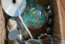 Heuristic play and Treasure baskets