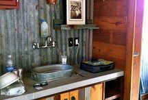 Bath and kitchen ideas