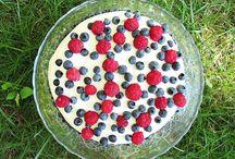 Torturi si prajituri (FARA ZAHAR) / Baby-friendly cakes (Sugar-free)