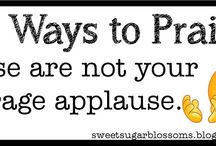 ways to praise students