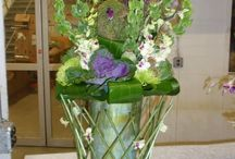 Design Show - Wedding and Funerals (July 15 2014) / Great ideas for Wedding and Funerals decoration #Wedding #flowers #decoration # AIFD