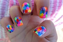 Nails' party