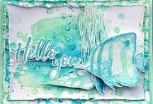 Seascape Cards
