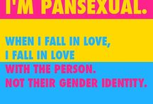 pansexual / be proud