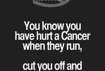 I'm a Cancer Girl