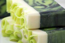 Coconut Lime Handmade Soap