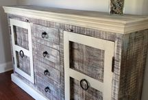 DIY Painted Furniture / Project to repaint furniture for that beautiful home of yours!