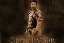 Gladiator  / Russell Crowe ❤️ / by Stephanie Smith