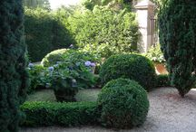 Hanham Court, Bristol / We visited these famous gardens in 2010 when they were owned and looked after by the Bannermans