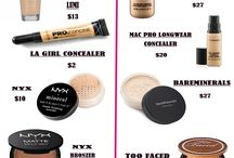 Cheap Dupes for Make Up