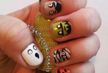 My Manicures.....DIY / by Ashley Myers