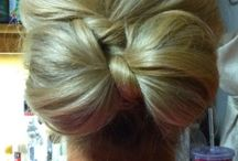 AMAZING HAIR: Up Do's / by Marisa Brouse