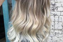 Ebba hår