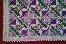 türkan motifleri kanaviçe