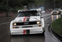 Rallye auta