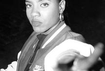 MC Lyte / My Queen of Hip Hop  / by Freddie Doyley