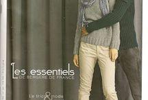 Bergere de france / knitt patterns