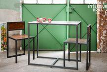 Intérieurs style LOFT / Meublez et accessoirisez votre intérieur dans un style contemporain !