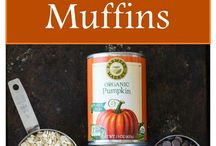 Healthy muffins for school snacks