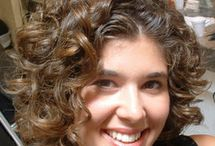 Curly hair styles / by Audrey Barbakoff