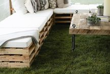 Pallets Recycled / Great ways to recycle pallets