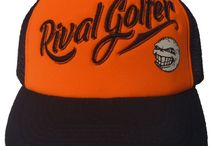 Rival Golfer Clothing / Our very own Rival Golfer products - Hats and Polos.