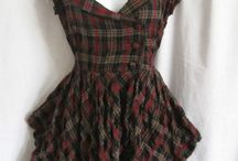 Tartan Dress