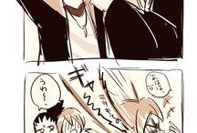 Naruto staff