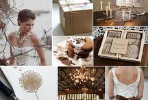 Wedding Images of Autumn