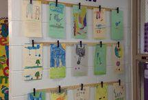 organize classroom