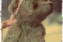 Vintage teddybears:-)