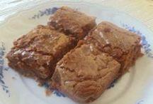 tahinli browni