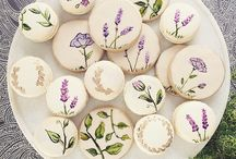 Cookies: Watercolor
