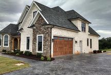 CHI Carriage House Stamped Garage Doors / by Thomas V. Giel Garage Doors