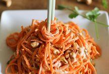 vegie noodle recipes