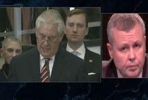 О встрече Госсекретаря США Тиллерсона и Лаврова.Марат Мусин